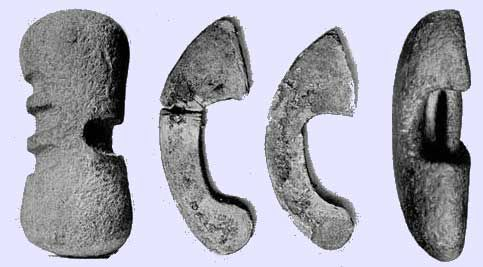 halteres antiguas piedras griegas