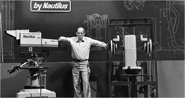 jones600 Arthur Allen JOnes fue el fundador de nautilus